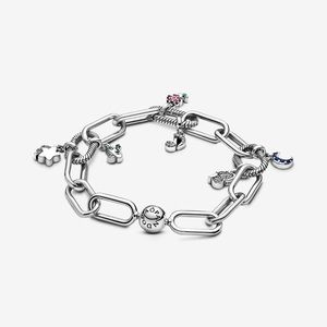 Pandora Me Link Bracelet with Charms